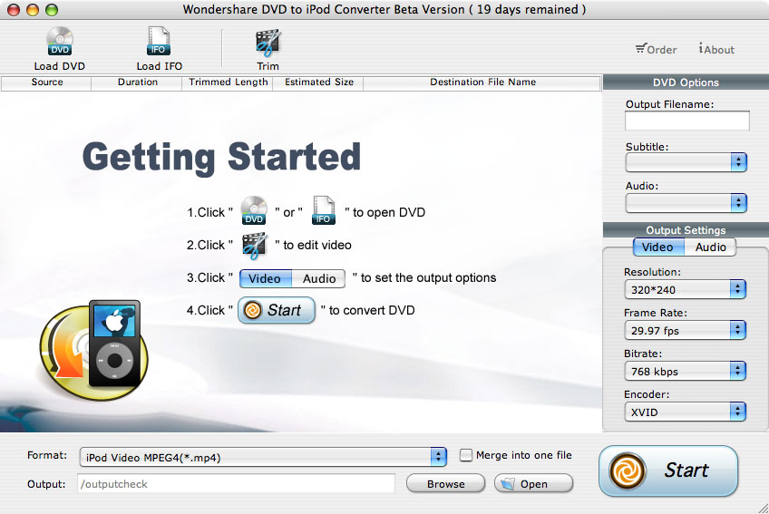 Convert AVI, MP4, WMV, MOV, MPEG, FLV and other video file formats